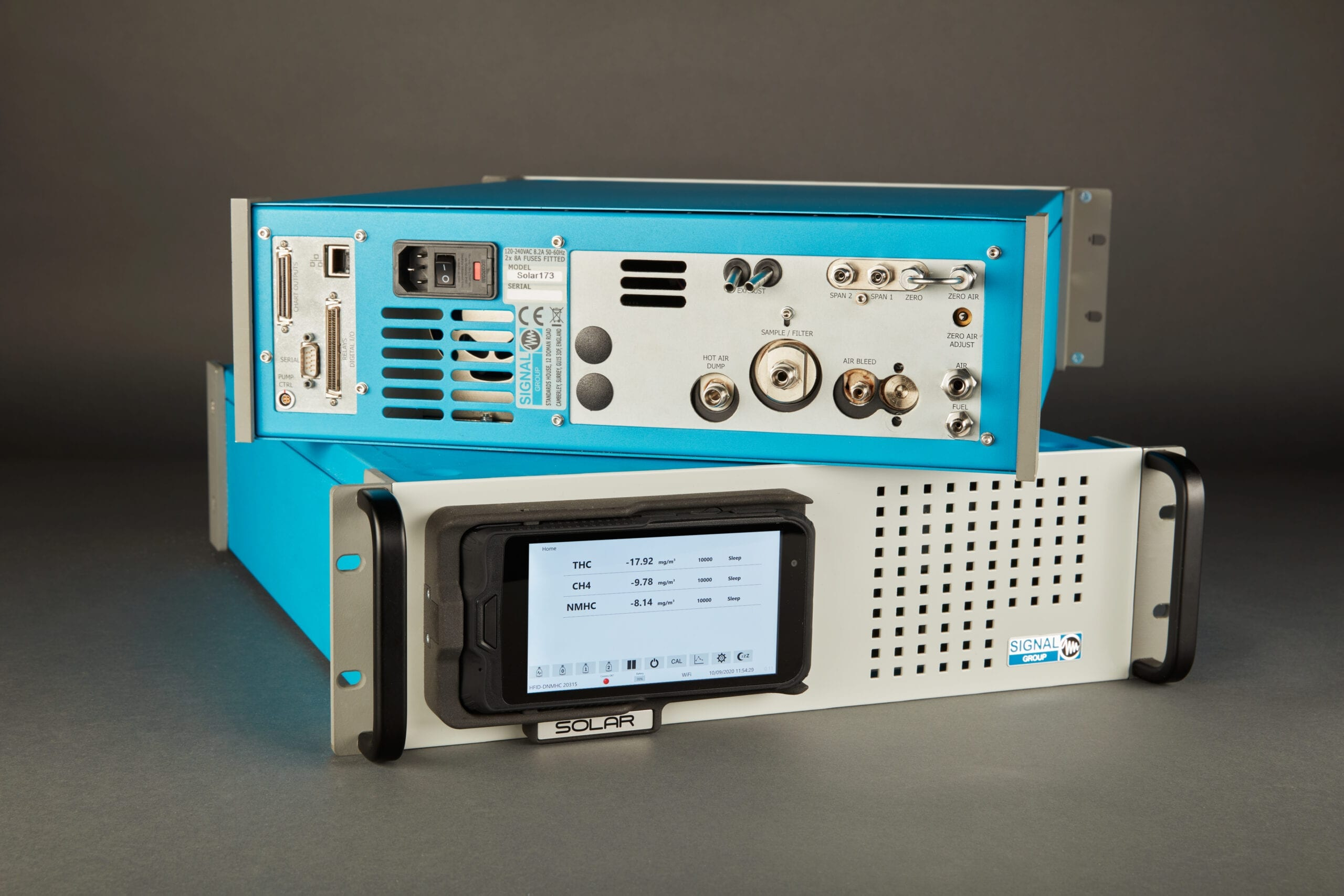 Read more about the article Monitoring and controlling VOC emissions