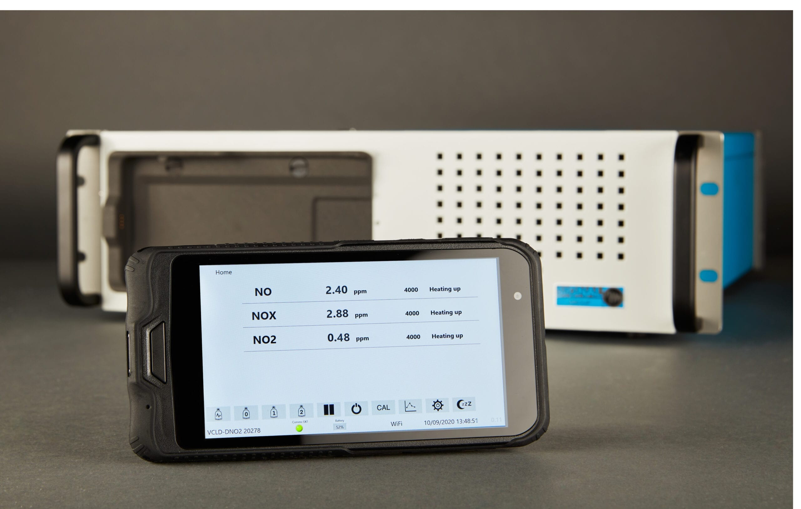 Read more about the article Wireless tablet puts gas data where it matters…in your hands