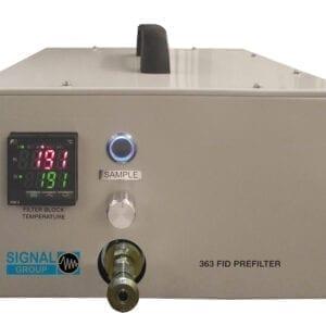 363 Portable Heated Sample Pump/Filter