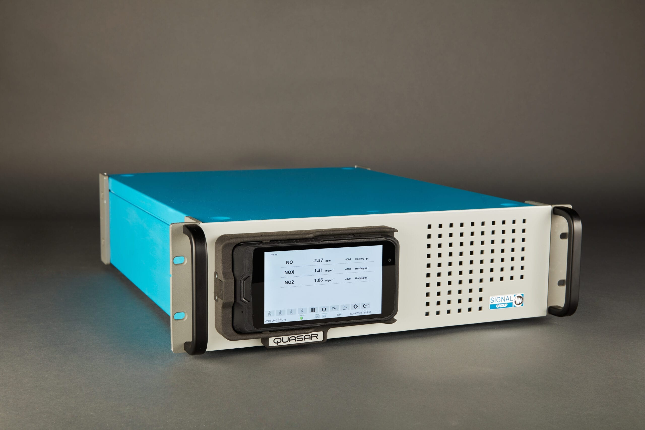 Read more about the article Monitoring NOx in combustion products and processes